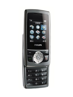 Mobile phone Philips 298. Photo 1