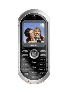 Mobile phone Philips 350. Photo 1