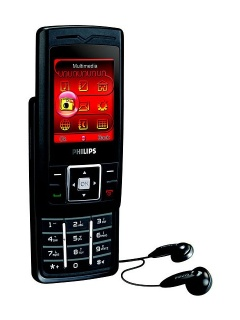 Mobile phone Philips 390. Photo 1