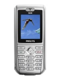 Mobile phone Philips 568. Photo 2