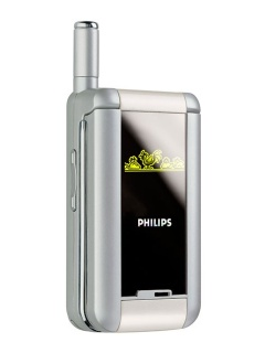 Mobile phone Philips 639. Photo 1