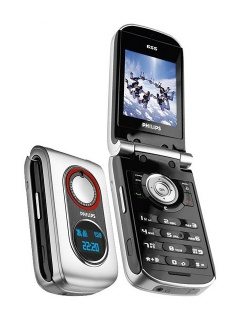 Mobile phone Philips 655. Photo 1