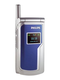 Mobile phone Philips 659. Photo 1