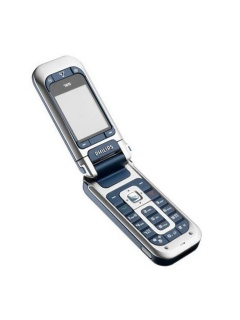 Mobile phone Philips 760. Photo 1