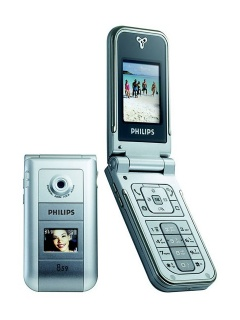 Mobile phone Philips 859. Photo 1