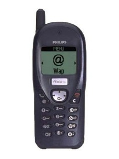 Mobile phone Philips Fisio 311. Photo 1
