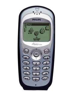 Mobile phone Philips Fisio 620. Photo 1