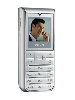 Mobile phone Philips Xenium 9@9a. Photo 1