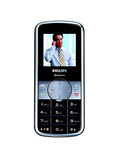 Mobile phone Philips Xenium 9@9f. Photo 1