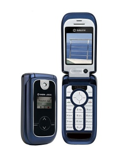 Mobile phone Sagem MY 900C. Photo 1