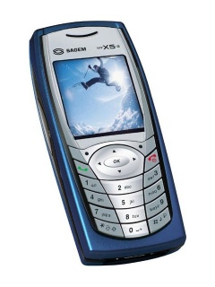Mobile phone Sagem MY X5-2. Photo 1