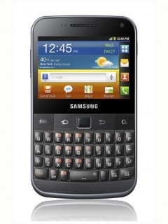 Mobile phone Samsung B7800 Galaxy M Pro. Photo 1