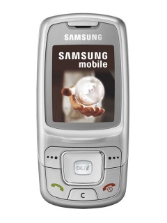 Mobile phone Samsung C300. Photo 1