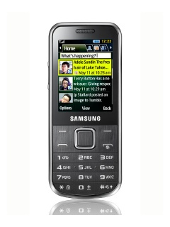 Mobile phone Samsung C3530. Photo 1