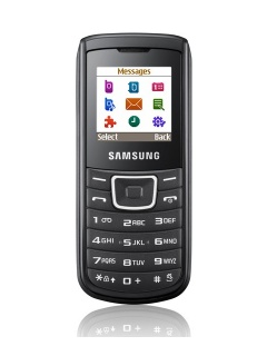 Mobile phone Samsung E1100. Photo 1