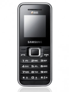 Mobile phone Samsung E1182. Photo 1