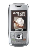 Mobile phone Samsung E250. Photo 4