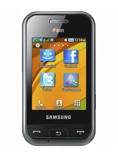 Mobile phone Samsung E2652 Champ Duos. Photo 1