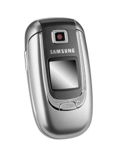 Mobile phone Samsung E360. Photo 1