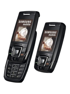 Mobile phone Samsung E390. Photo 1