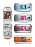 Mobile phone Samsung E530. Photo 4