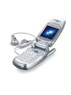 Mobile phone Samsung E600. Photo 1