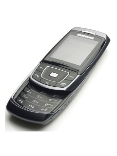 Mobile phone Samsung E830. Photo 1