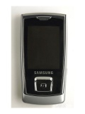Mobile phone Samsung E840. Photo 3