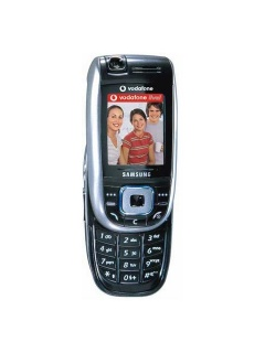 Mobile phone Samsung E860. Photo 1