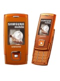 Mobile phone Samsung E900. Photo 8