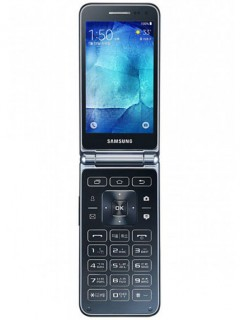 Mobile phone Samsung G150N0 Galaxy Folder. Photo 1