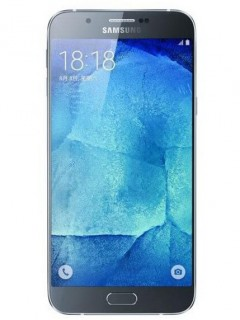 Mobile phone Samsung Galaxy A8 Duos. Photo 1