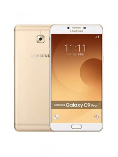 Mobile phone Samsung Galaxy C9 Pro. Photo 1