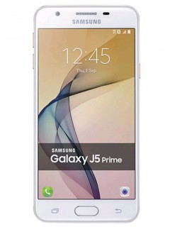 Mobile phone Samsung Galaxy J5 Prime. Photo 1