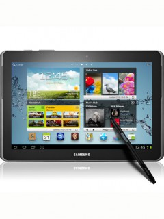 Mobile phone Samsung GALAXY Note 10.1. Photo 1