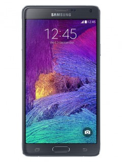 Mobile phone Samsung Galaxy Note 4. Photo 1