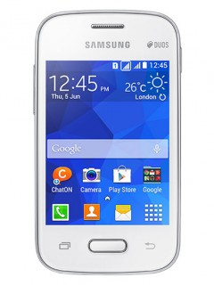 Mobile phone Samsung Galaxy Pocket 2. Photo 1