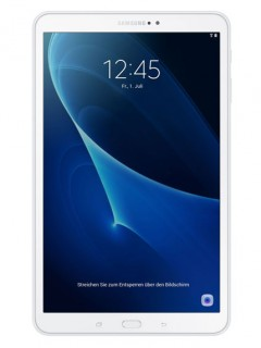 Mobile phone Samsung Galaxy Tab A 10.1 Wi-Fi (2016). Photo 1