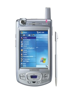 Mobile phone Samsung i700. Photo 1