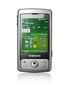 Mobile phone Samsung i740. Photo 1