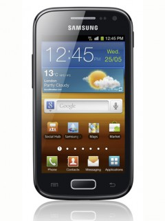 Mobile phone Samsung i8160 GALAXY Ace 2. Photo 1