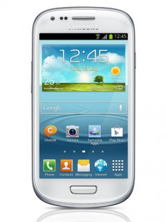 Mobile phone Samsung I8190 Galaxy S III mini. Photo 1