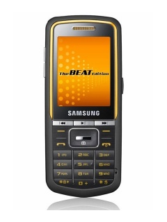 Mobile phone Samsung M3510 Beatb. Photo 1