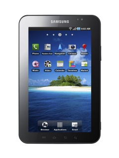 Mobile phone Samsung P1000 Galaxy Tab. Photo 1