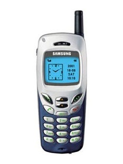 Mobile phone Samsung R210. Photo 1