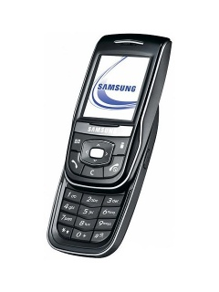 Mobile phone Samsung S400i. Photo 1