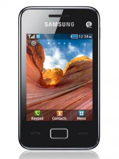 Mobile phone Samsung S5220 Star 3. Photo 1