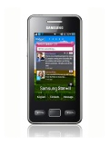Mobile phone Samsung S5260 Star II. Photo 2