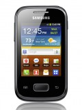 Mobile phone Samsung S5300 Galaxy Pocket. Photo 2