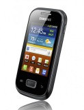Mobile phone Samsung S5300 Galaxy Pocket. Photo 3